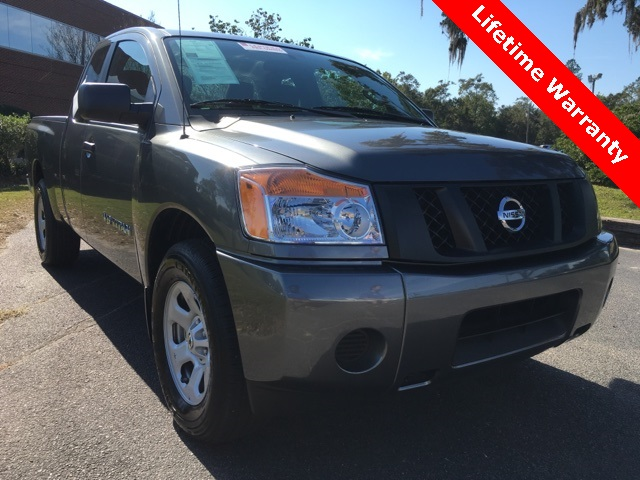 Certified Used Nissan Titan S