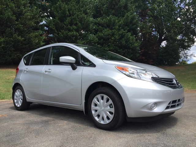Used Nissan Versa Note S