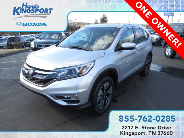 Used Honda CR-V Touring