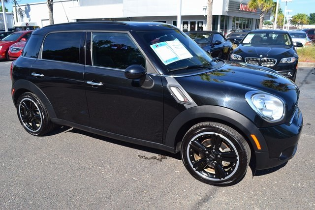 Used Mini Cooper S Countryman Base